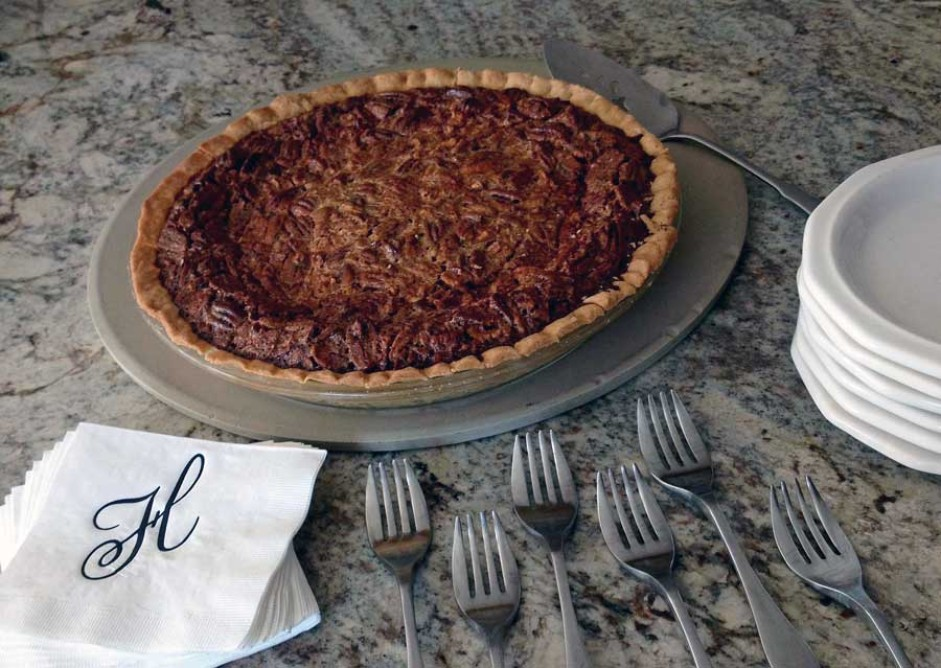 Diane's Pecan Pie