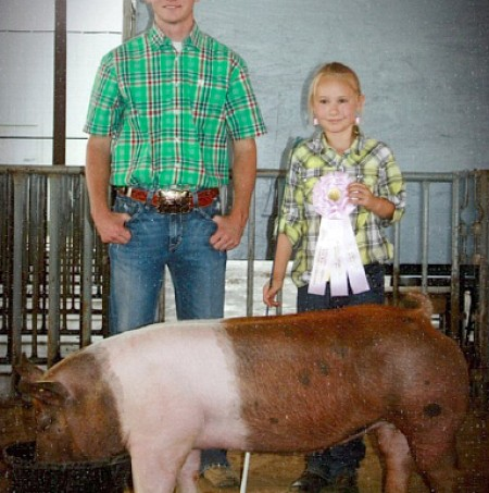 2011 Reserve Champion Greenbrier County Fair