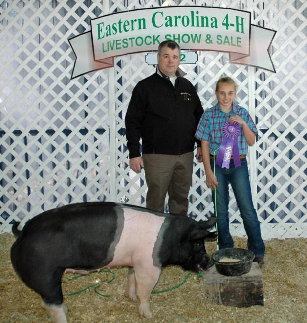 2012 GC Eastern Carolina 4-H
